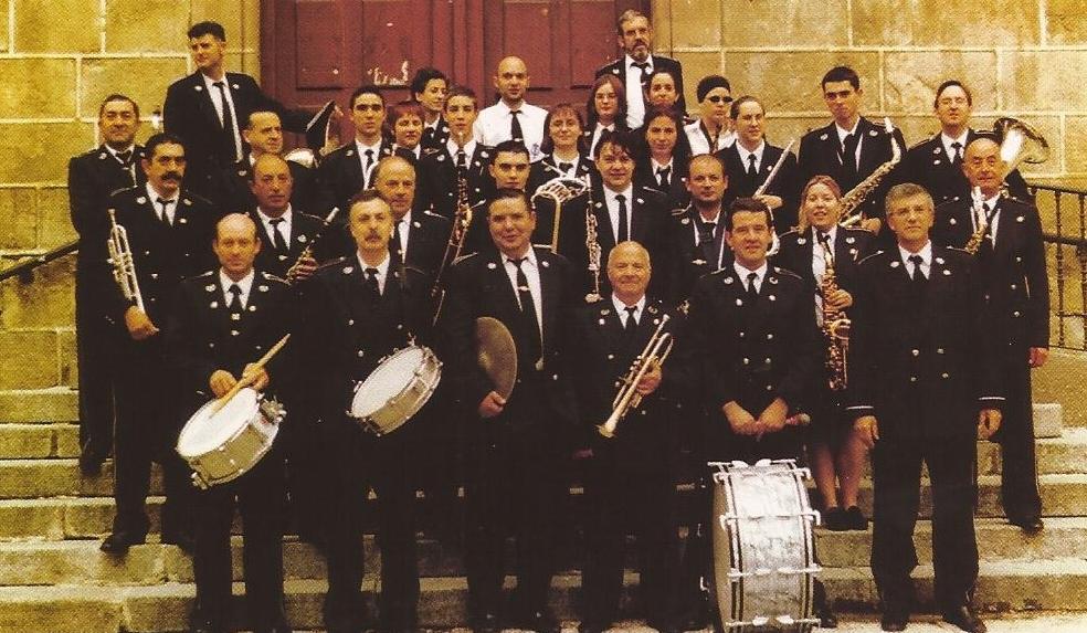 Resultado de imagen de banda de musica de pradoluengo